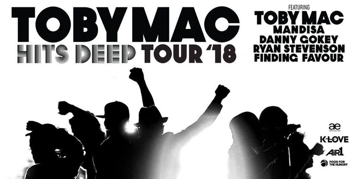 TobyMac to play in United Supermarkets Arena in March