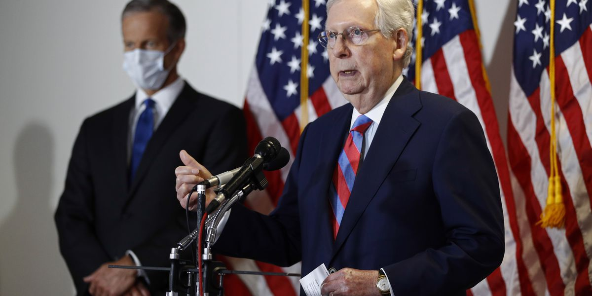 Deadlocked Congress shifts virus focus to small business aid