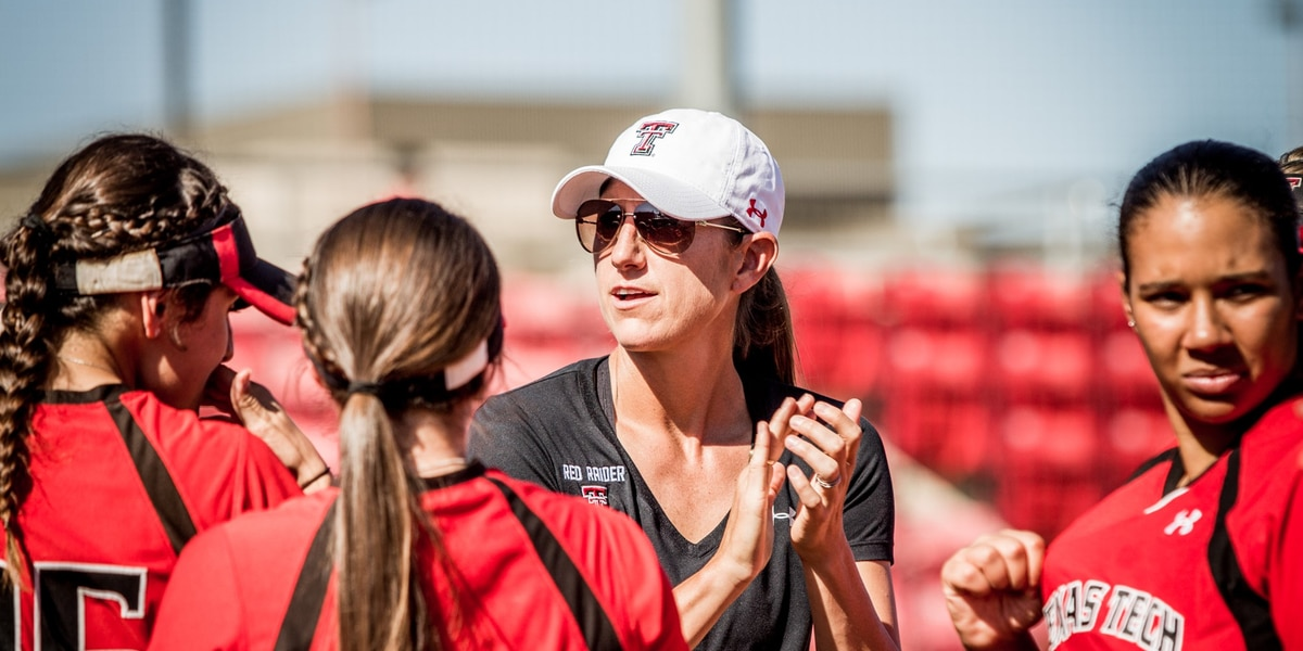 Red Raider Softball Blanks Murray State in Five