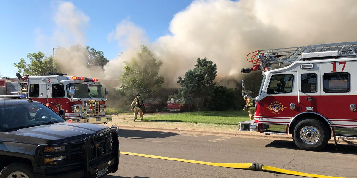 Fire department called in to house fire near South Loop, University Avenue
