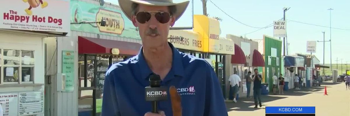 John First Weather from the Panhandle South Plains Fair