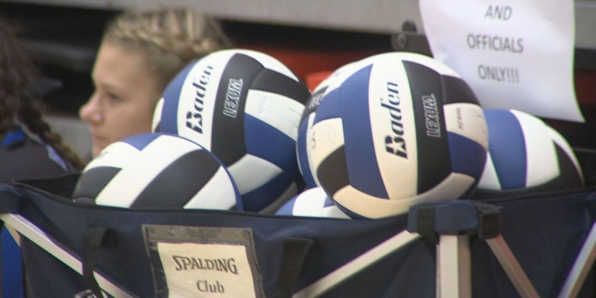 High School volleyball scores: 10/09