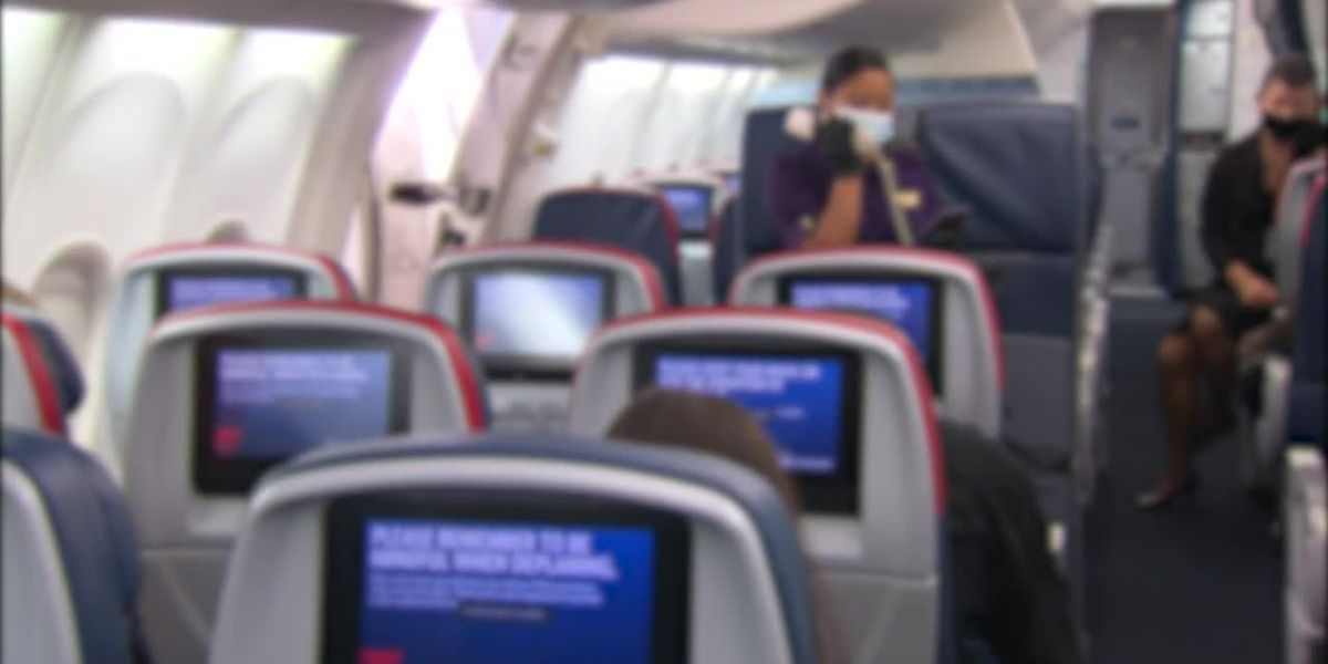 COVID study: Skipping middle seats reduces risk by 57%
