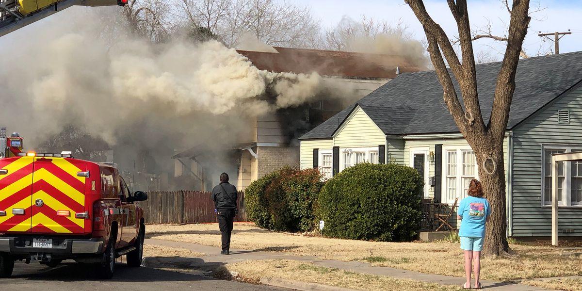 LFR identifies suspect in arson that destroyed home