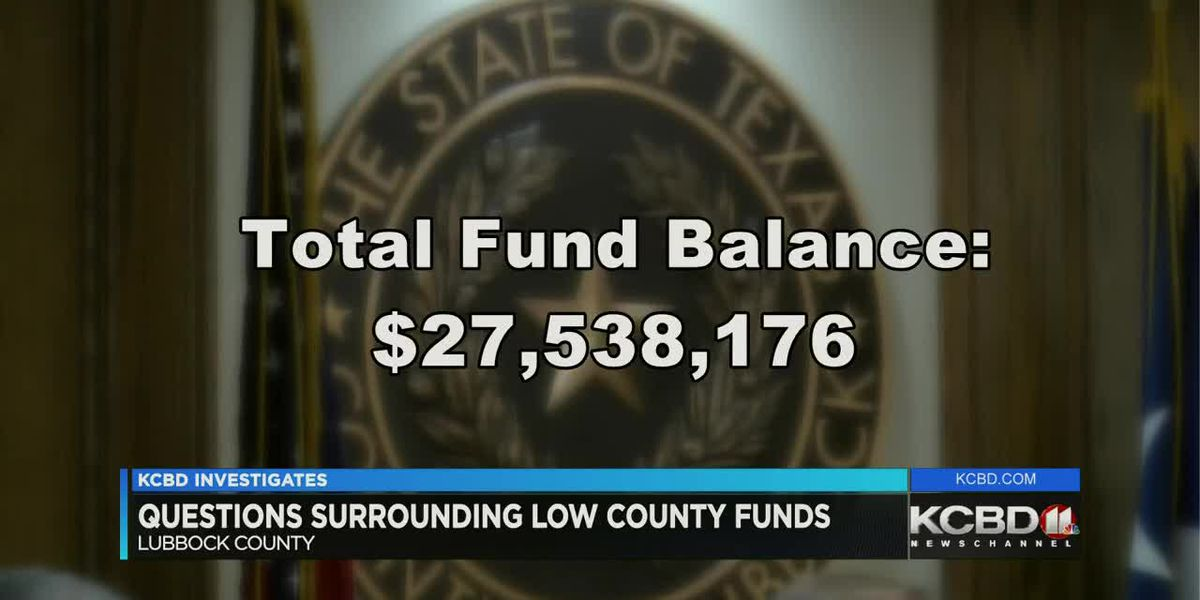 KCBD Investigates: Questions on Lubbock County discretionary budget