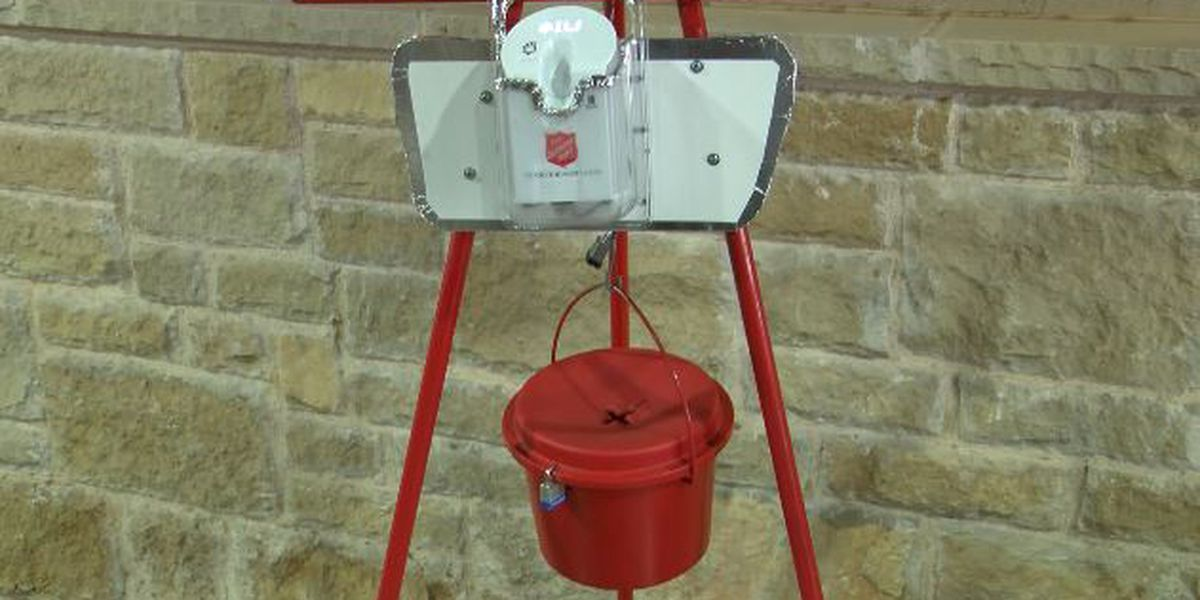 New cashless ways to donate to Red Kettle campaign in Lubbock