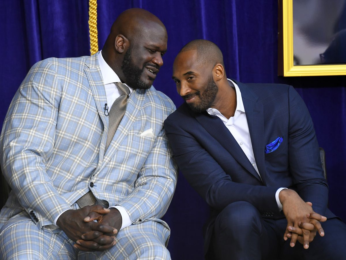 'I'm not doing well, I'm sick': Shaq pays heartbreaking tribute to Kobe Bryant during podcast interview