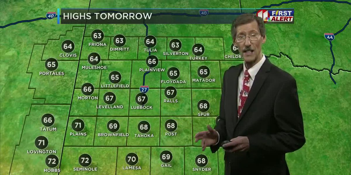 KCBD Weather at 6 for Dec. 12