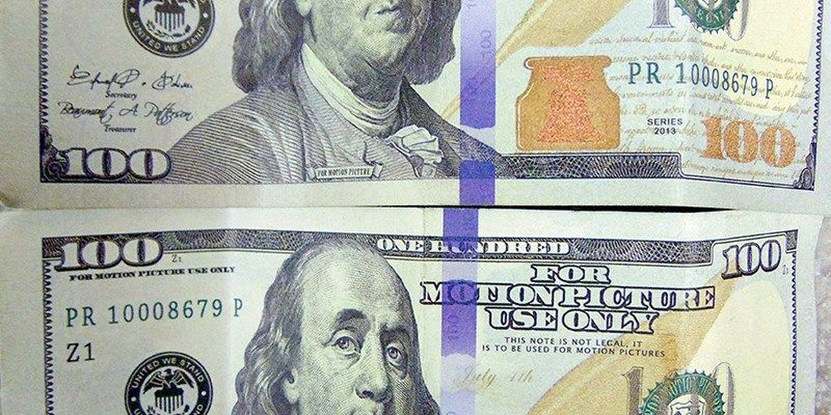 Surge of counterfeit $100 bills in Brownfield