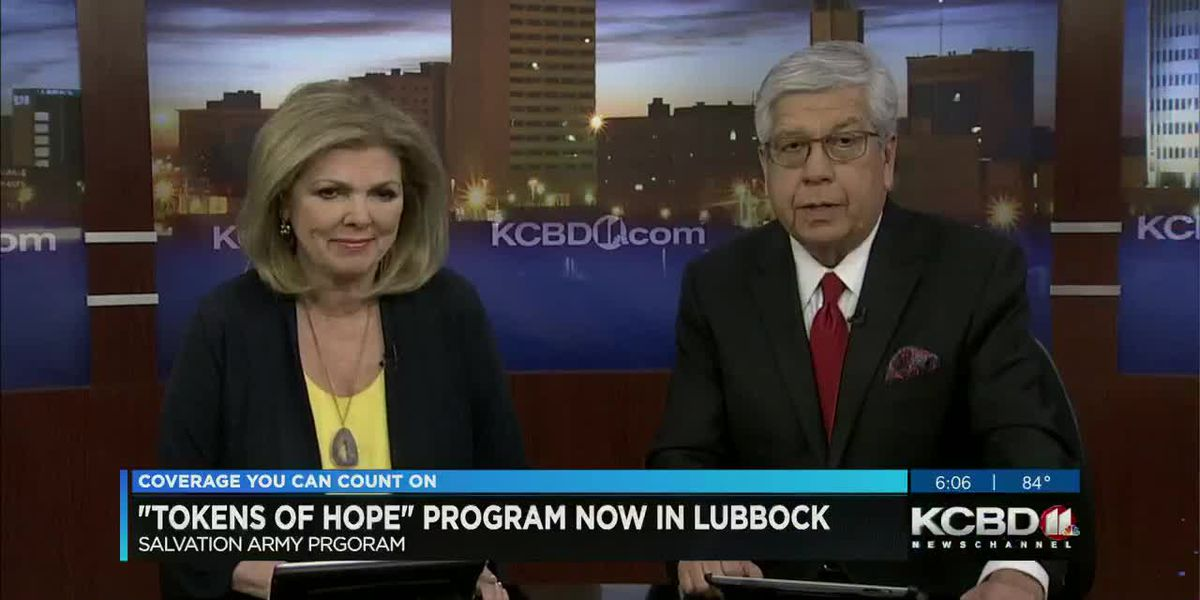KCBD Evening Newscast 6 p.m. Salvation Army 10/18/2019