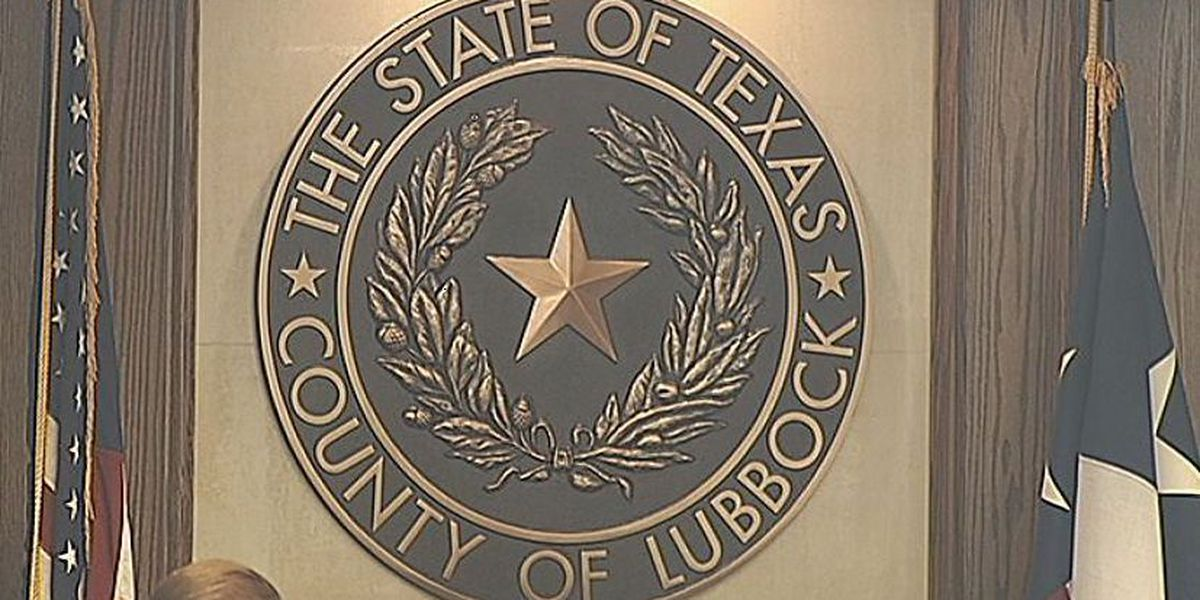Lubbock County Commissioners discuss tax hike
