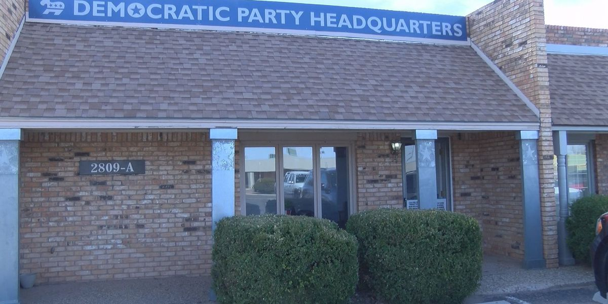 Lubbock County Democrats speak out against Senate Bill 4
