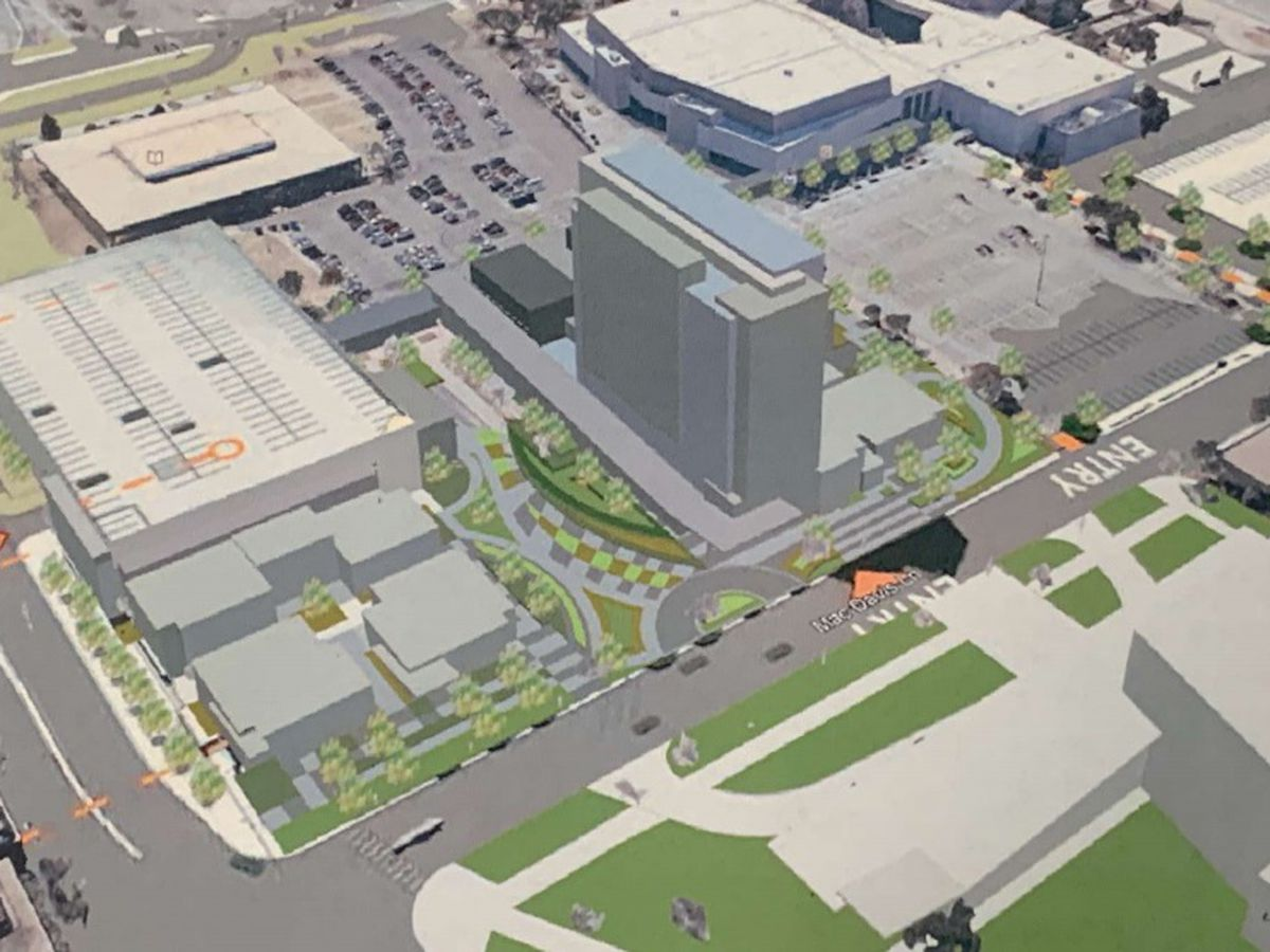 Lubbock City Council awards pair with Convention Center Hotel project