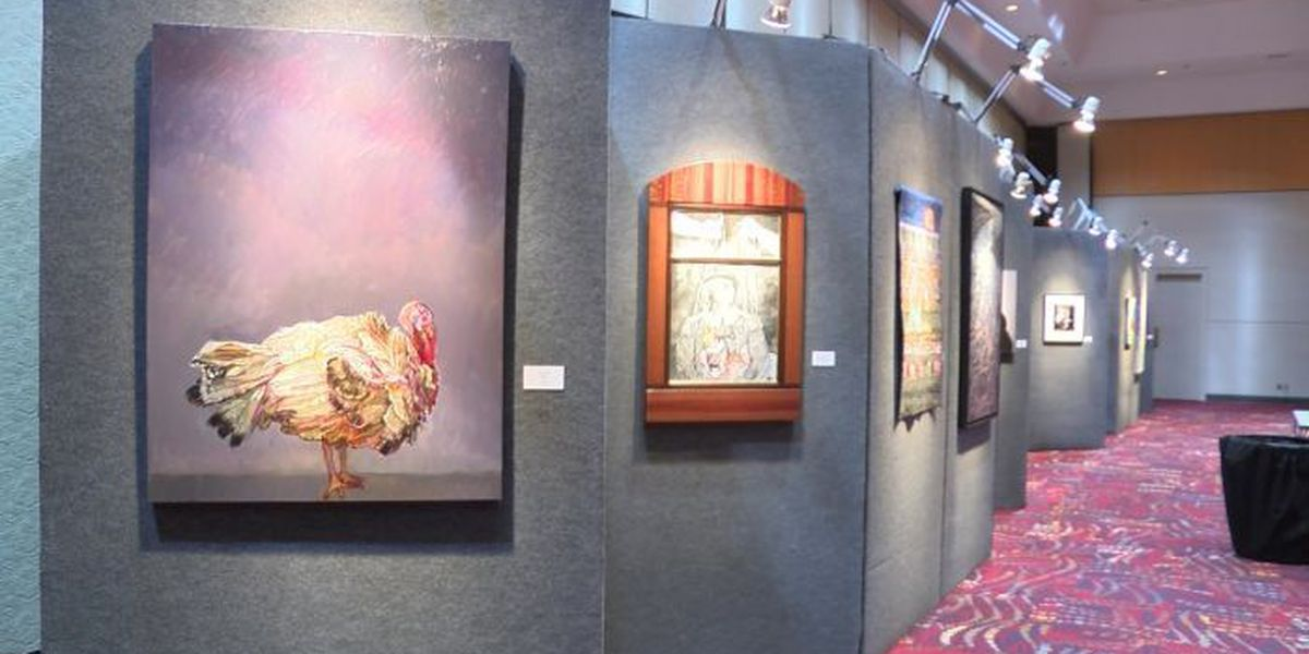 Lubbock Arts Festival celebrates 40 years this weekend, breaks Guinness record