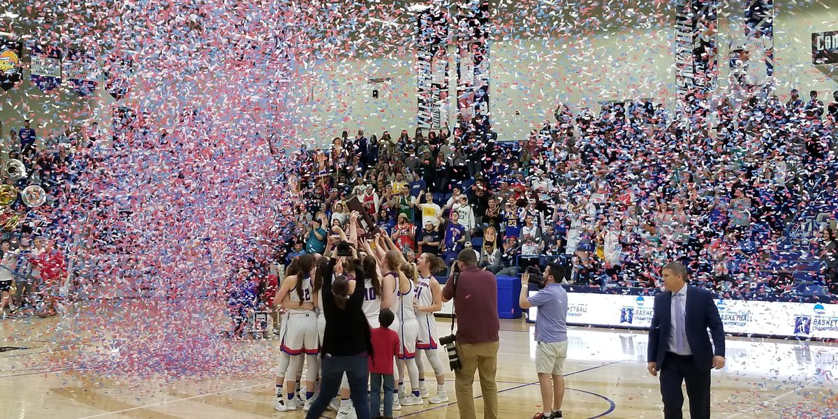 Lady Chaps win South Central Regional/ advance to NCAA Division II Elite 8