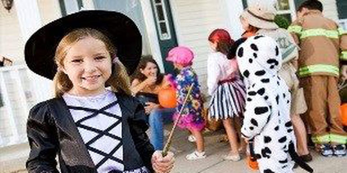 Important safety tips to remember to keep your trick-or-treater safe