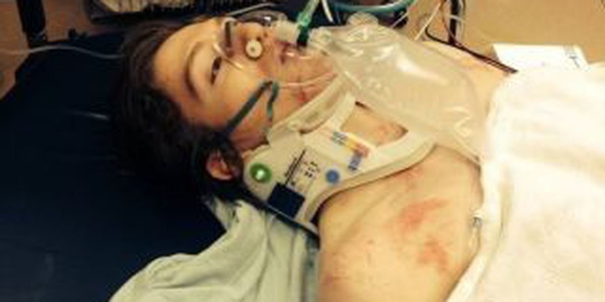 New Deal teen seriously injured after driving ATV off cliff at Buffalo Springs Lake