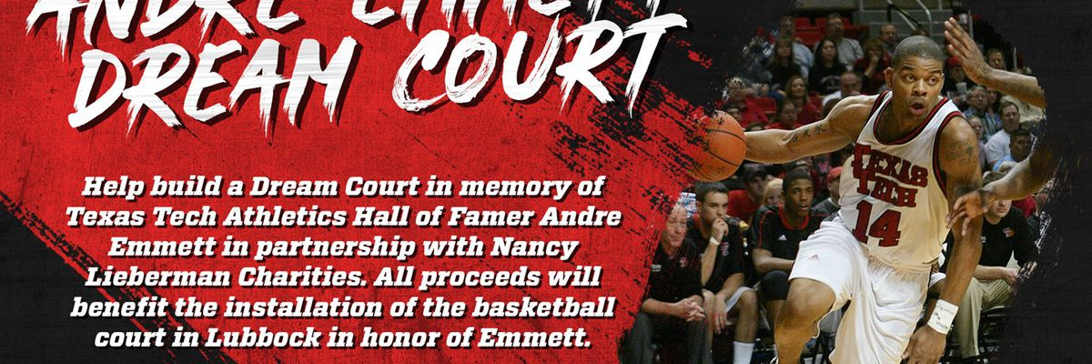 Tech partners up to build dream court in memory of Andre Emmett