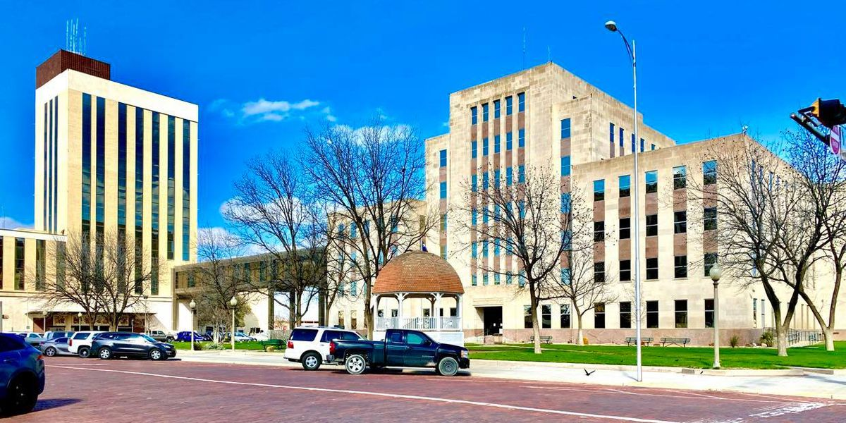 Temperature screening to be implemented at Lubbock County Courthouse