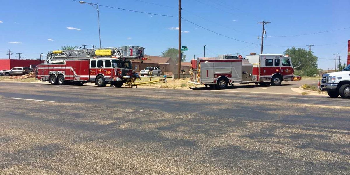 Mortuary sustains 5 percent damages after Saturday fire