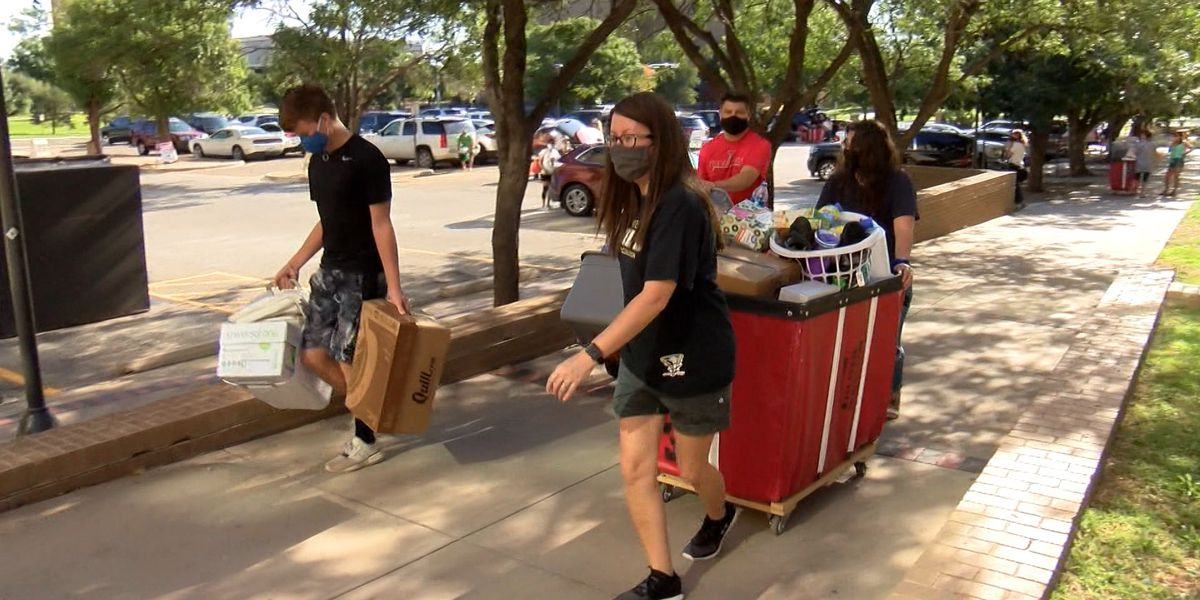Safety is first priority as Texas Tech students return to student housing