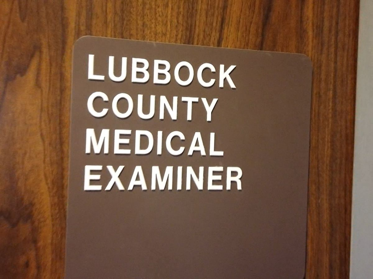 Lubbock Medical Examiner resigns, Commissioners appoint new acting Chief M.E.