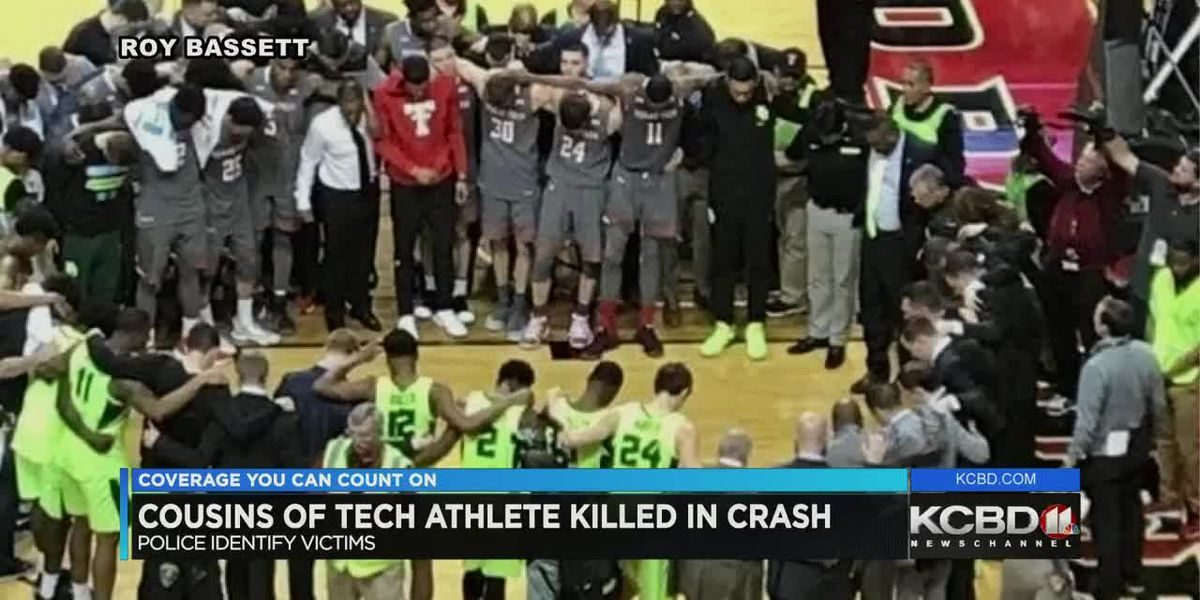 Cousins of Texas Tech athlete killed in crash