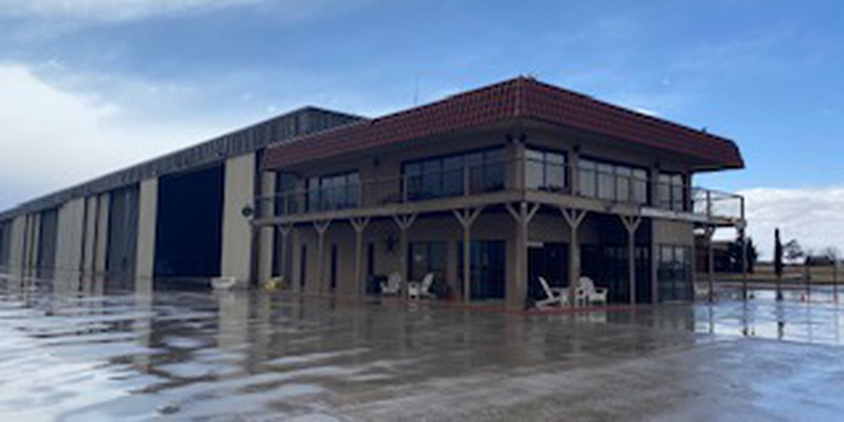 New Executive airport aims to redefine custom travel in Lubbock