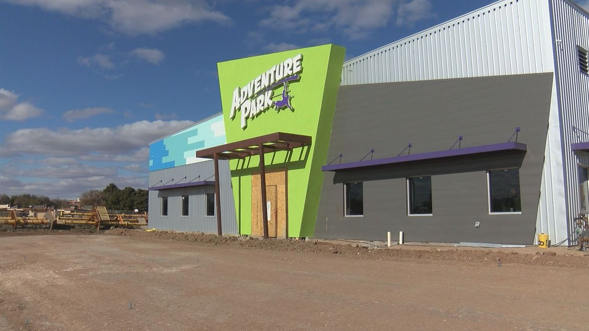 Lubbock S Adventure Park Hopes To Open Their Phase One