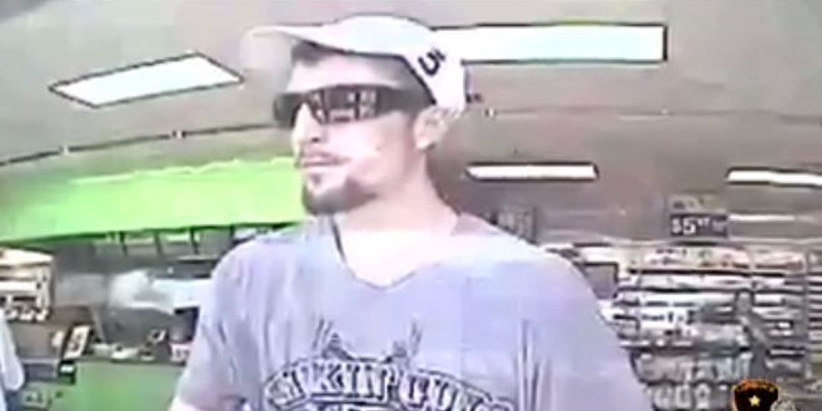 LPD searching for accused credit card thief