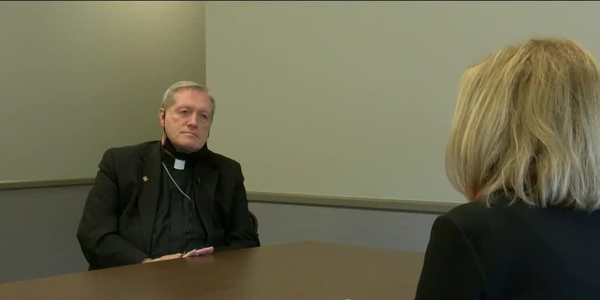 Bishop Offers A Plea for Protection, Minus the Guilt