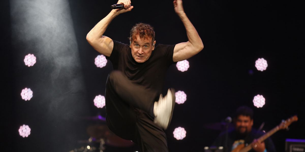 Johnny Clegg, musician and cancer survivor, awaits hard road