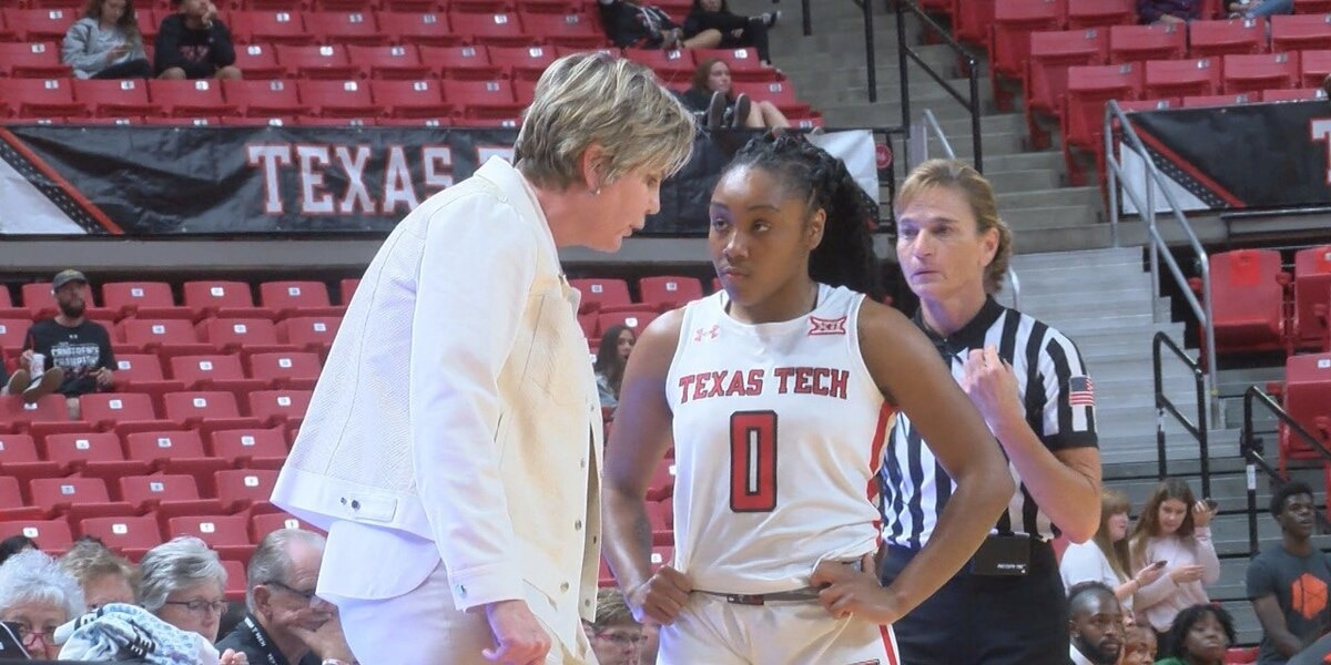 Lady Raiders suffer loss in Austin