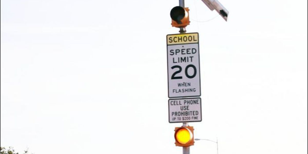 City Council voting to upgrade School Zone Beacon System