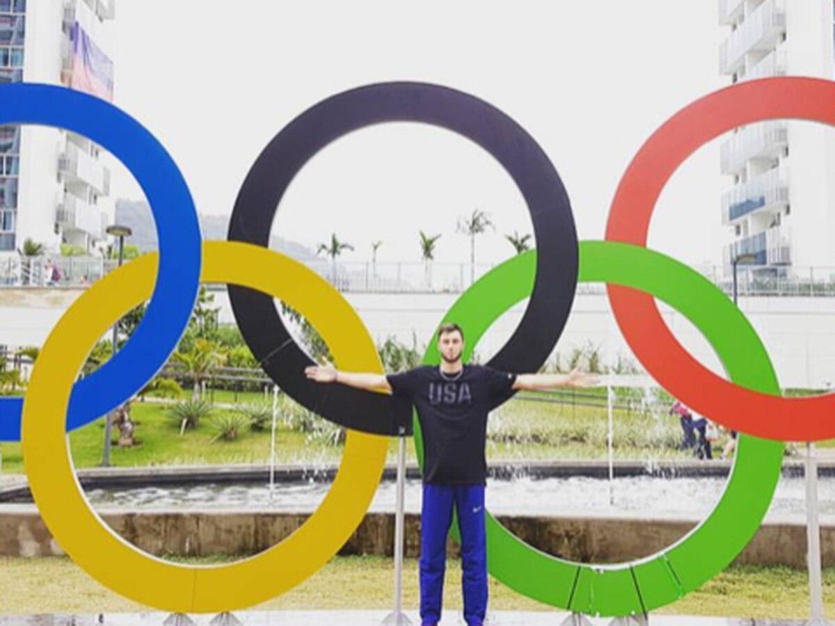 Idalou's Bradley Adkins to try to return to Olympics in 2020