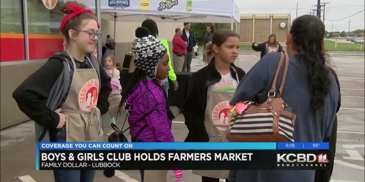 Boys and Girls Club Farmer's Market