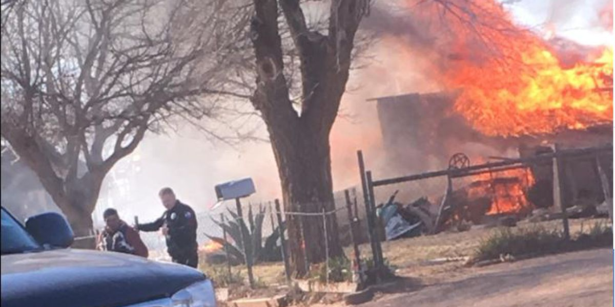 Brownfield police identify victims of home explosion