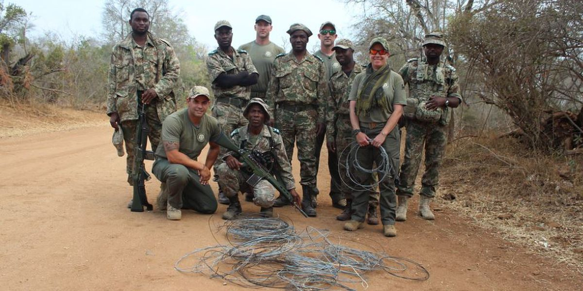 Texas Game Wardens Begin Exchange Program with South African National Parks Game Rangers