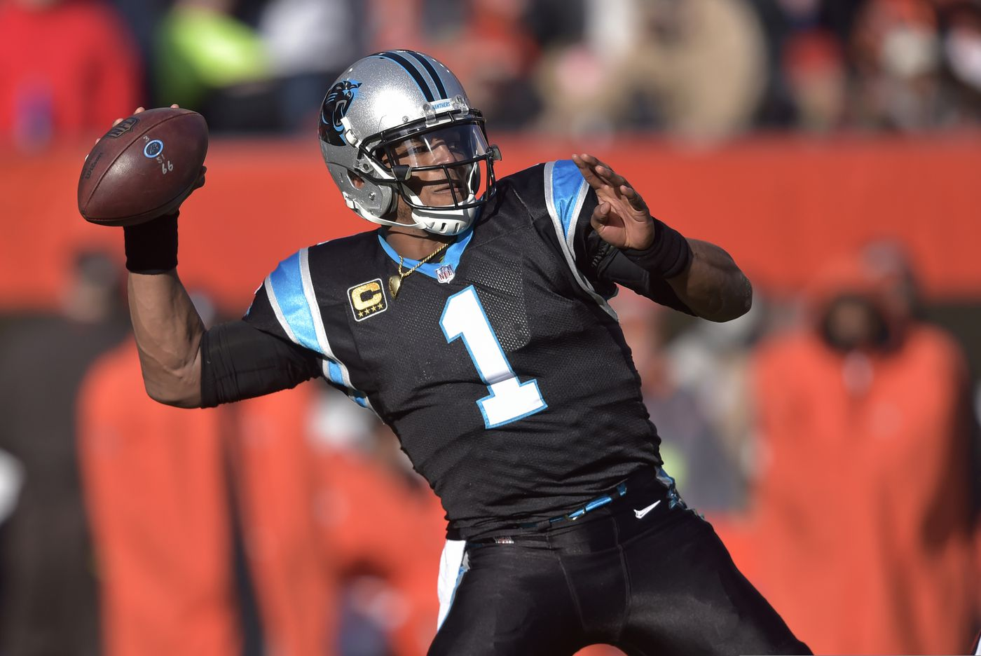"""Mayfield, """"dangerous"""" Browns hand Panthers fifth loss in row"""