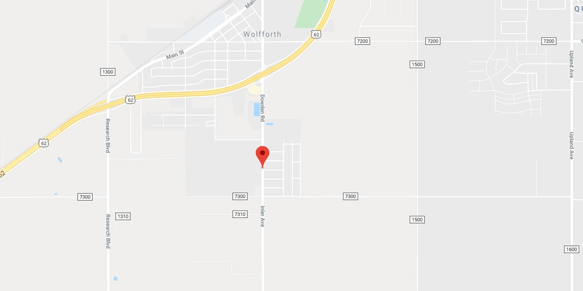 1 dead after motorcycle crash near Wolfforth Tuesday night