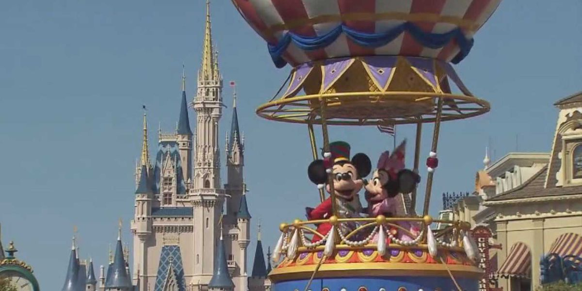 Disney World workers reach deal for $15 minimum wage