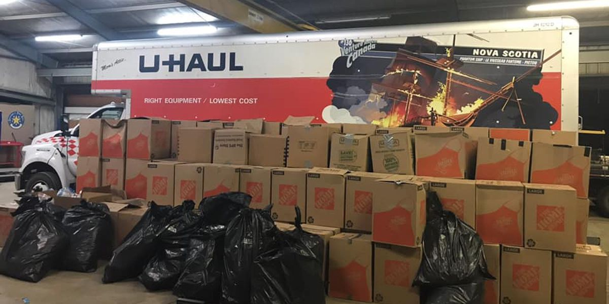 More than 3,000 pounds of marijuana found in U-Haul during traffic stop on I-40