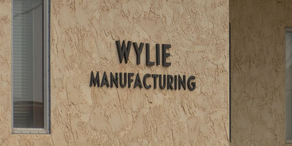 WYLIE Manufacturing: A staple in Petersburg for 55 years