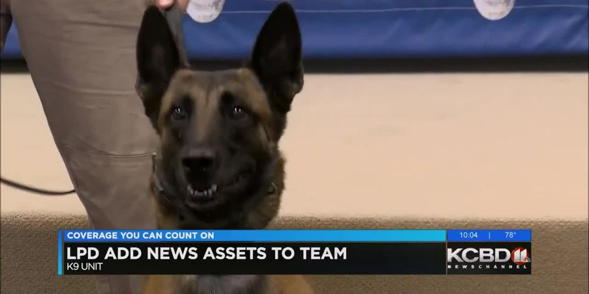 Private donation funds two new K9 officers