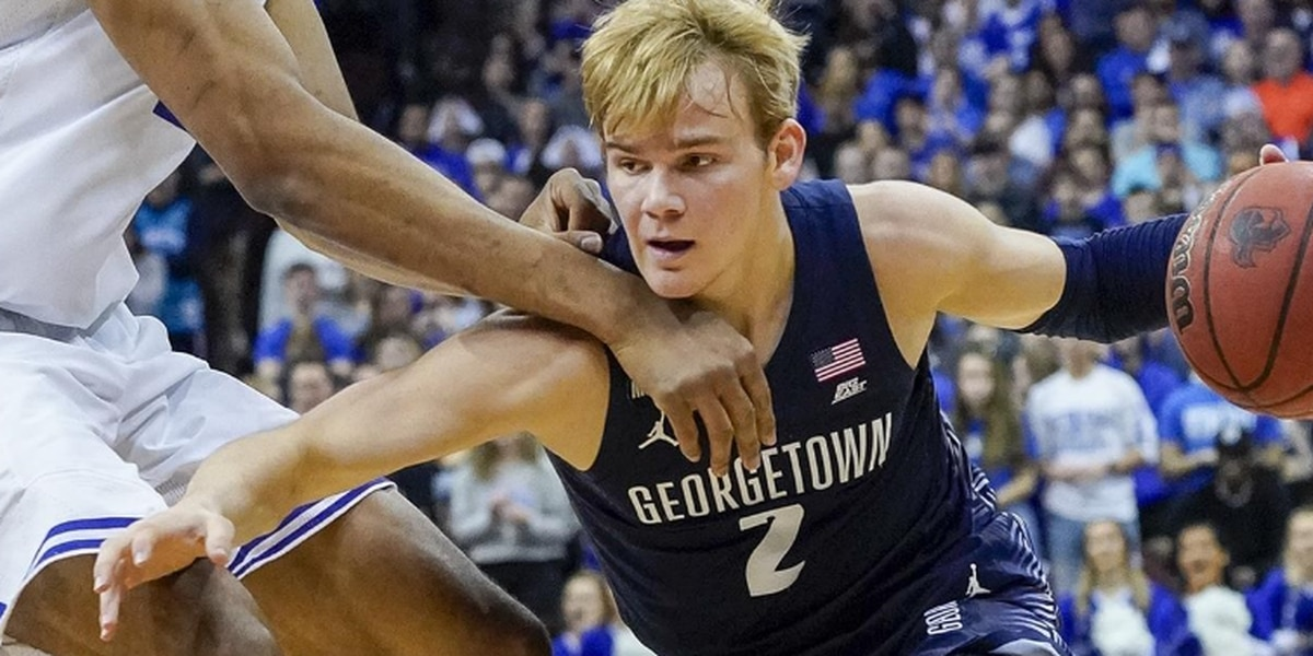 Georgetown transfer Mac McClung chooses Texas Tech