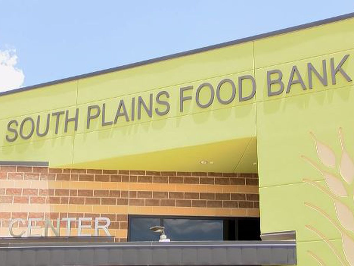 South Plains Food Bank in dire need of volunteers