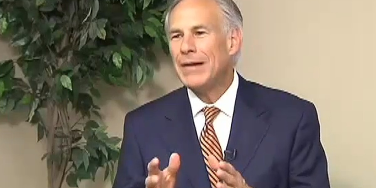 Flooding prompts Texas Gov. Abbott to expand disaster list