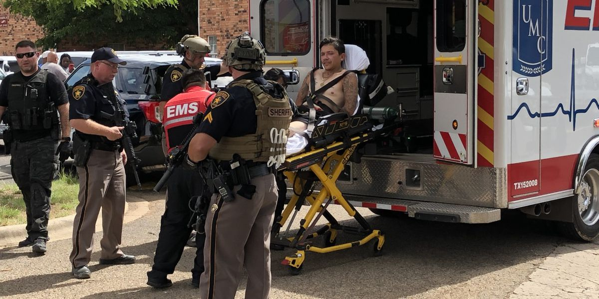 DPS identifies man in chase, standoff near 58th and Ave Q.