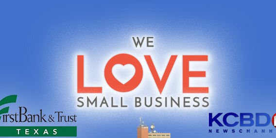 KCBD We Love Small Business 2020