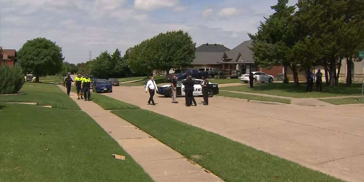 Arrest made after boy, 4, found slain on Dallas street